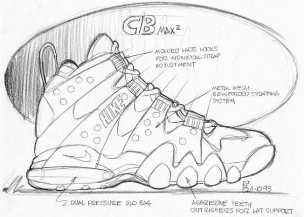 Twenty Designs That Changed The Game - Nike Air Max2 CB
