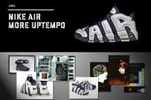 Twenty Designs That Changed The Game – Nike Air More Uptempo