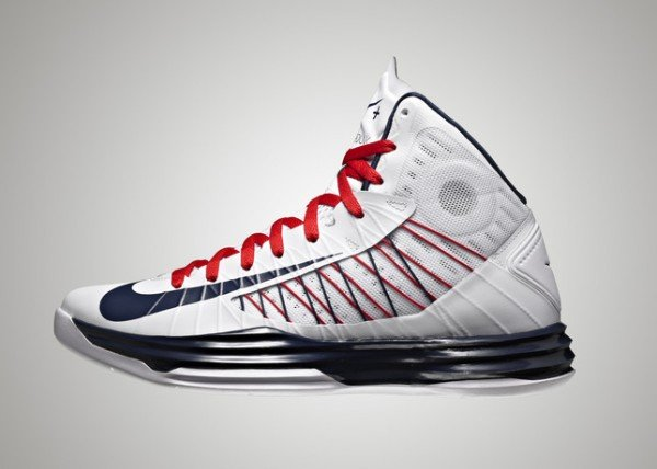 USA Men's Basketball Team Debut NikeiD Shoes