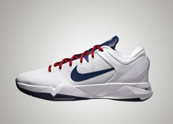 c288a66ac USA Men s Basketball Team Debut NikeiD Shoes