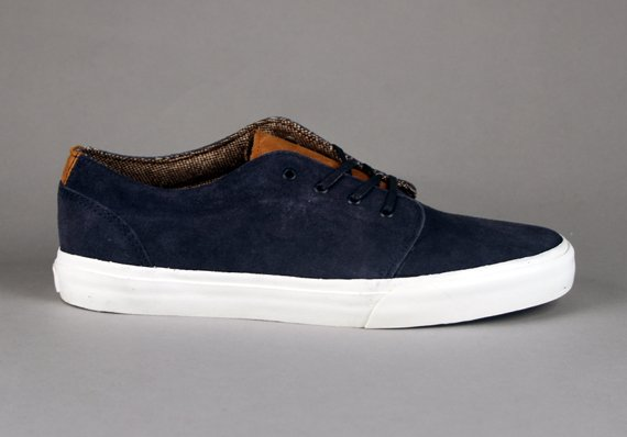 Vans 106 Vulcanized 'Dress Blues'