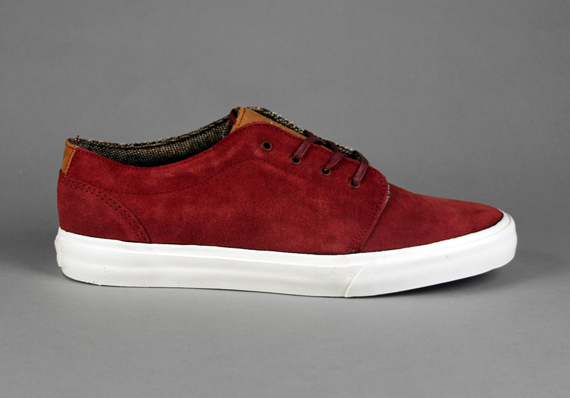 Vans 106 Vulcanized 'Tawny Port'