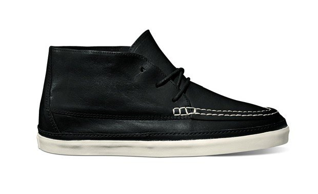 Vans CA Mesa Moc Leather - Fall 2012