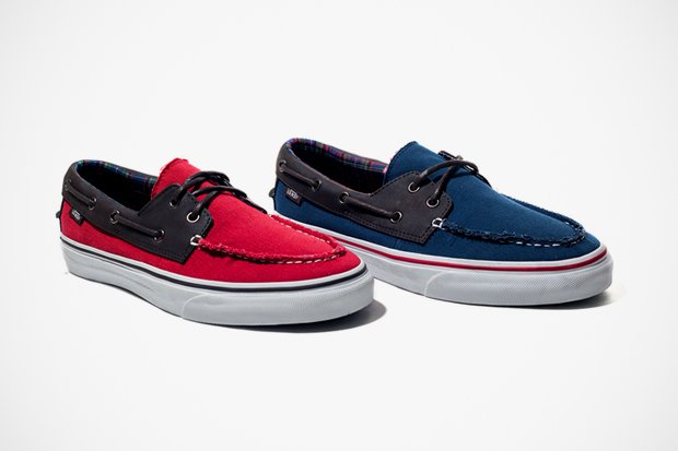 Vans Zapato Del Barco H&L Pack - Fall 2012