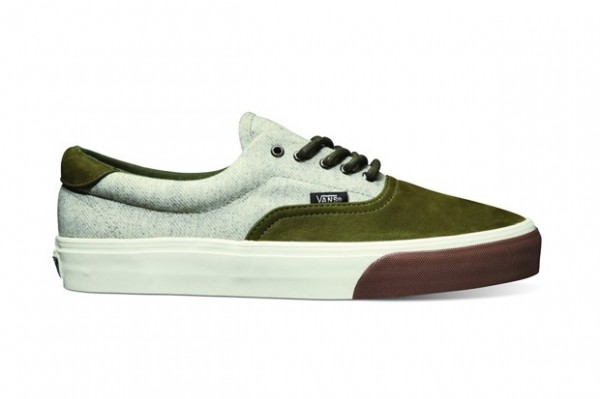 Vans Era 59 Nubuck and Wool Pack - Fall 2012