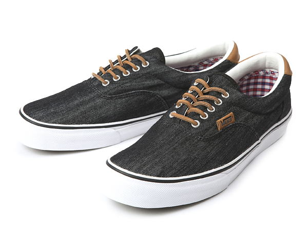 Vans Era 'Black Denim'
