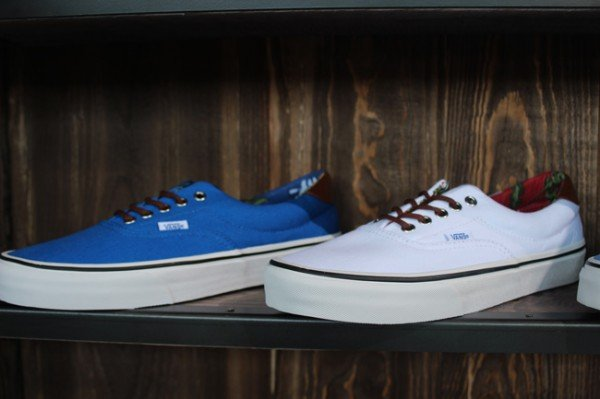 Vans Era and Authentic - Spring/Summer 2013