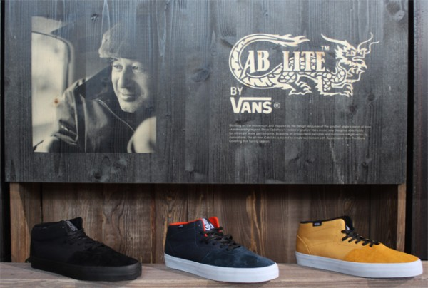 Vans Half Cab Lite - Fall/Winter 2012