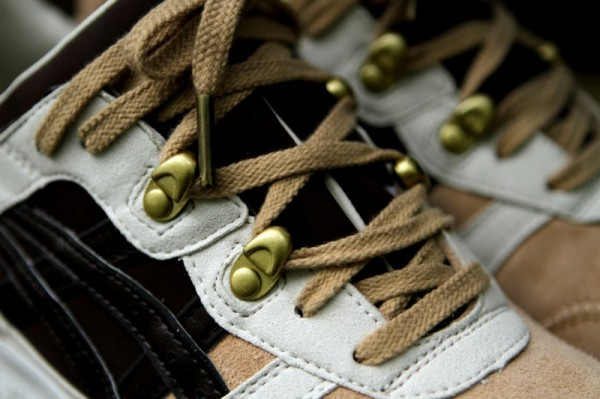 WOEI x ASICS Gel Lyte III 'Cervidae' at Kith NYC