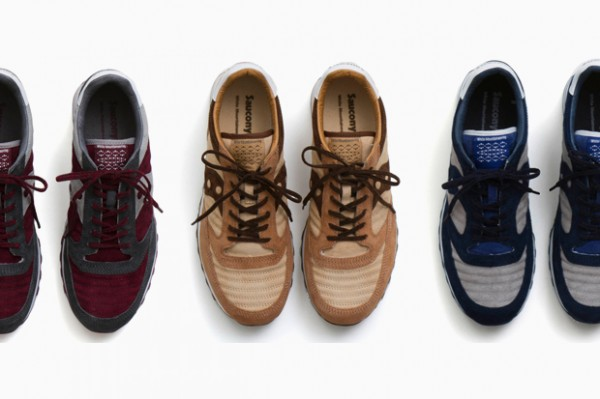 White Mountaineering x Saucony Jazz Original Collection