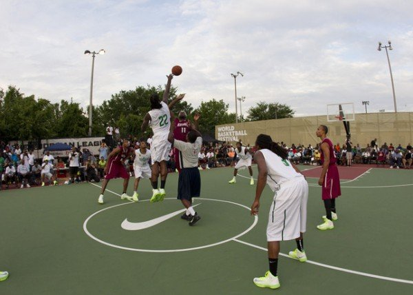 World Basketball Festival 2012 Kicks Off in Washington, D.C.