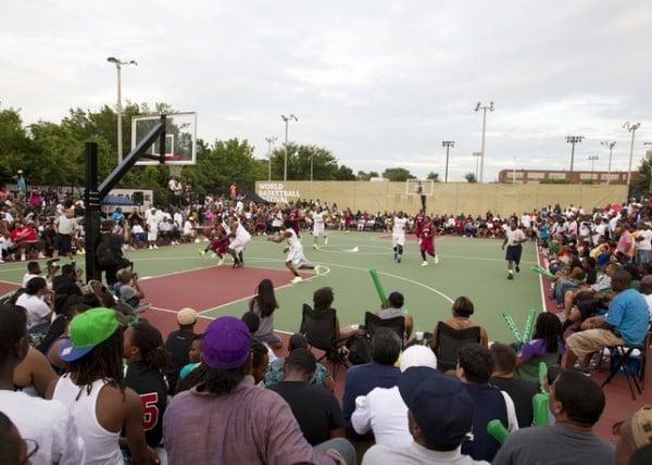 World Basketball Festival 2012 Kicks Off in Washington, D.C.