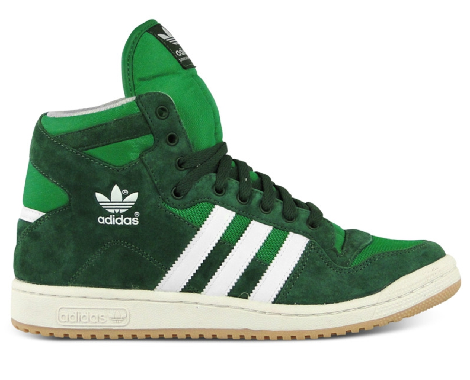 adidas Originals Decade Mid OG 'Dark Green/White/White Vapor'