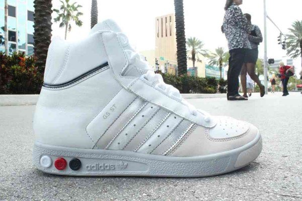 adidas Originals G.S. ST 'White'