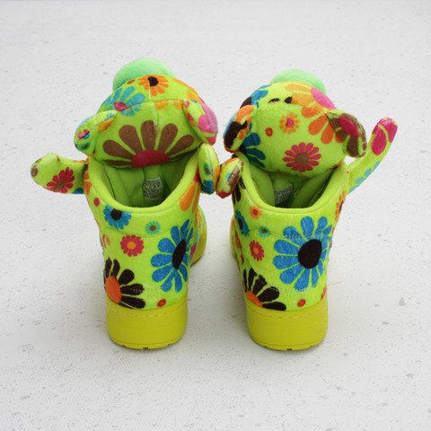 adidas Originals by Jeremy Scott JS Bear 'Psychedelic' at Concepts