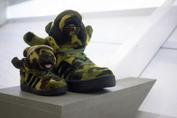 adidas Originals by Jeremy Scott JS Bear 'Camo' - Spring 2013