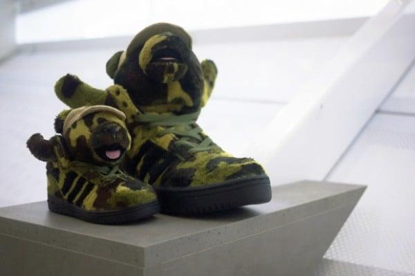 adidas Originals by Jeremy Scott JS Bear 'Camo' - Spring 2013
