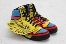 adidas Originals by Jeremy Scott JS Wings 'Multicolor' at Concepts