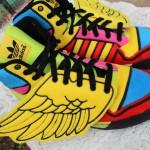 adidas Originals by Jeremy Scott JS Wings 'Multicolor' at Social Status