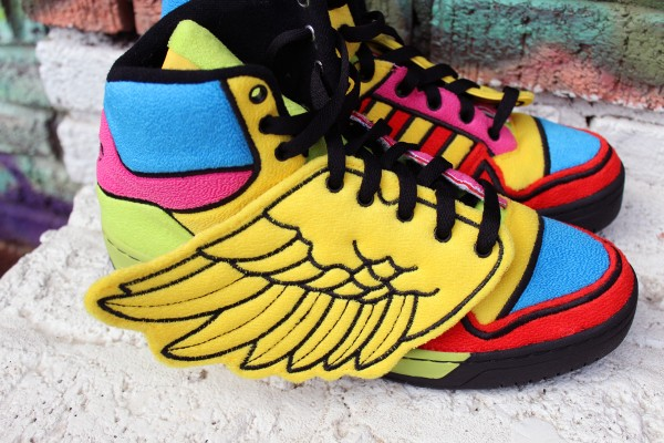 adidas Originals by Jeremy Scott JS Wings 'Multicolor' at Social Status