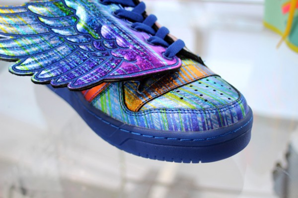 adidas Originals by Jeremy Scott JS Wings 'Hologram' - Spring 2013