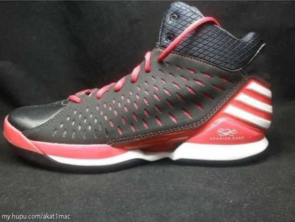 adidas Rose 3.0 'Black/Red' - New Images