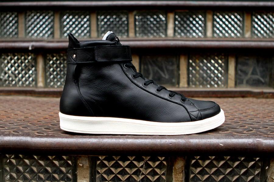 adidas SLVR Cupsole 'Black'