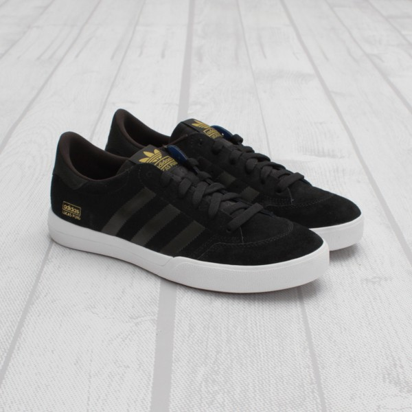 adidas Skateboarding Lucas Pro 'Black/White/Metallic Gold'