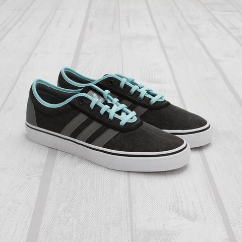 adidas Skateboarding adiEase 'Black/Mid Cinder/Ocean'
