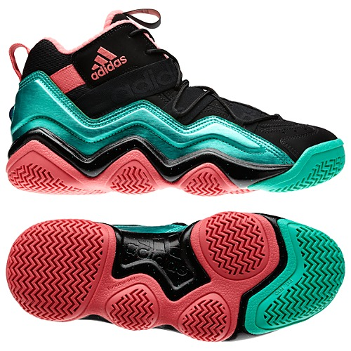finest selection 83e2a ab7a8 GdieMaster in the  2018 release date cec7c e4087 adidas Top Ten 2000  BlackLab Pink .