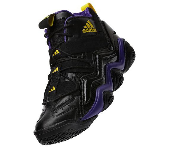 adidas Top Ten 2000 'Lakers'