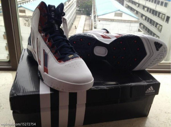 adidas adiPower Howard 3 'USA'