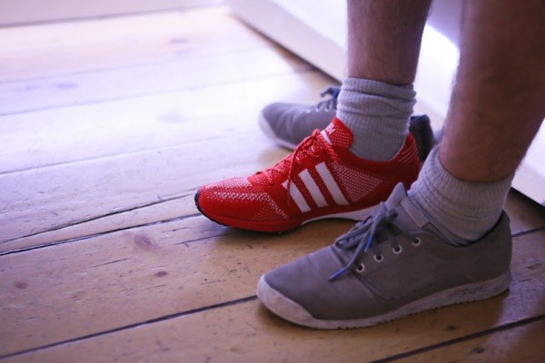 adidas adiZero Primeknit London Launch Recap