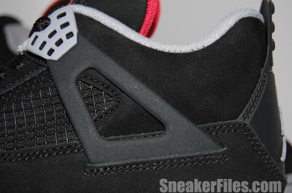 Air Jordan 4 (IV) Black Cement 2012 Retro Epic Look