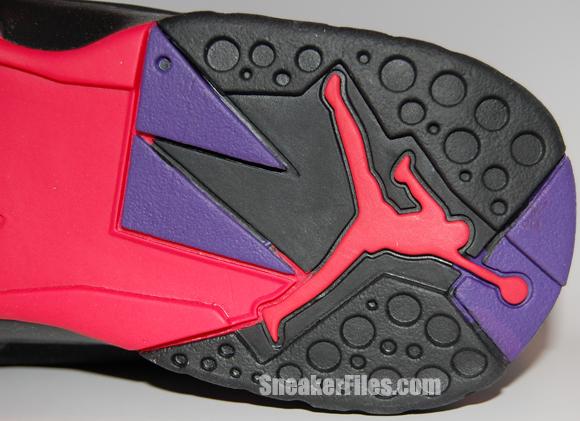 Air Jordan 7 (VII) Charcoal 2012 Retro Epic Look