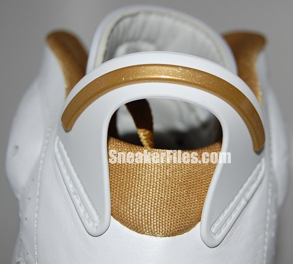 Air Jordan VI (6) Gold Medal Epic Look