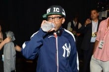 Celebrity Sneaker Watch: Spike Lee Does The Right Thing at BET Awards