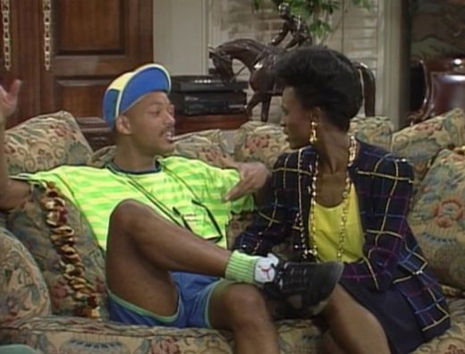 Fresh Prince Air Jordan 5 OG Black/Metallic Silver