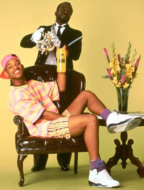 Fresh Prince Air Jordan 5 OG Grape