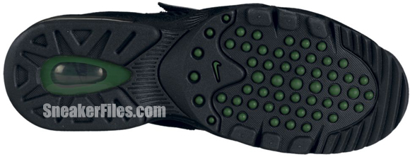 Nike Air Max Express - Black/Pine Green