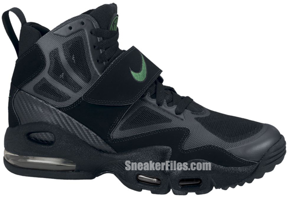 Nike Air Max Express - Black/Pine Green