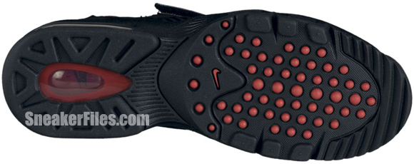 Nike Air Max Express - Sport Red/Black