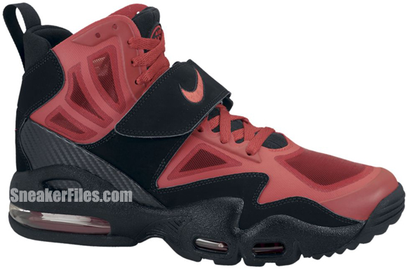Nike Air Max Express - Sport Red/Black