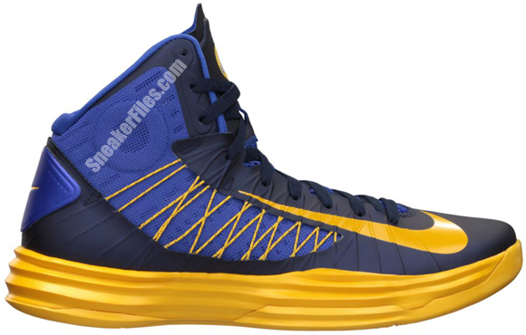 Nike Hyperdunk 'Game Royal/University Gold-Obsidian'