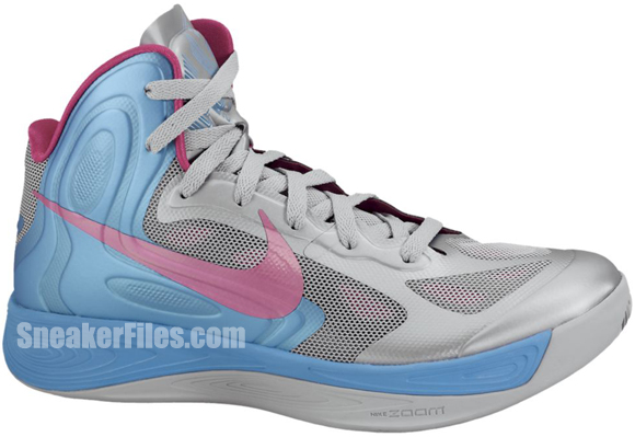 Nike Hyperfuse WBF - Fireberry Pack