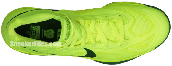Nike Hyperfuse - Volt/Gorge Green