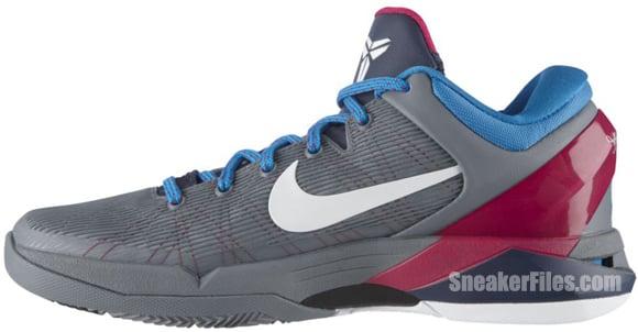 Nike Kobe 7 WBF - Fireberry Pack