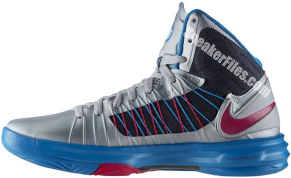 Nike Hyperdunk WBF - Fireberry Pack