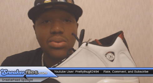 SneakerHead Spotlight: Prettythug62494