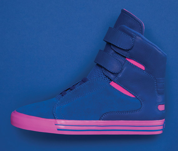 5d885a6d09b SUPRA Footwear Launches New Women's Line For Fall 2012 | SneakerFiles